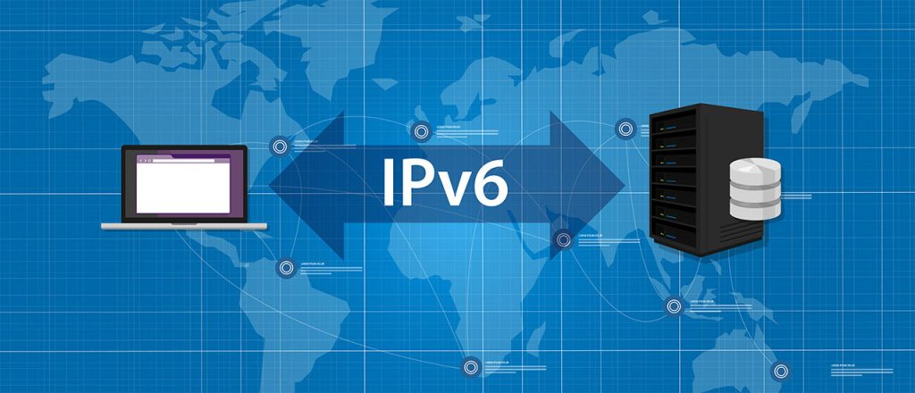 IPv6 on Map