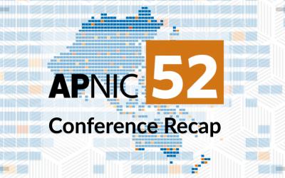 APNIC 52 Conference Recap – IPv6 Deployment