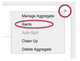 IPAM Aggregate Utilization Alert