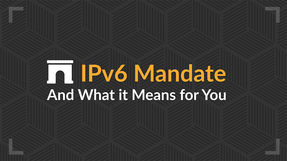 IPv6 Government Mandate Header