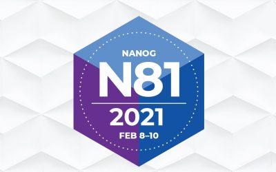 Virtual #NANOG81 Recap