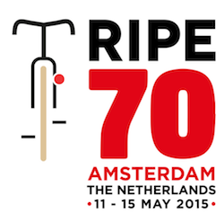 Aaron Hughes, CEO of 6connect, Speaks at RIPE 70 Conference