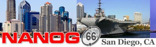 NANOG 66 / Peering DB Recap by 6connect CEO Aaron Hughes