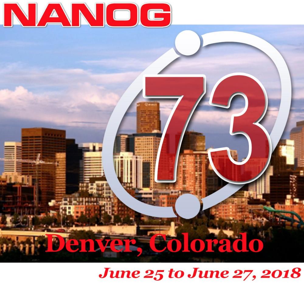 NANOG 73 Conference Overview