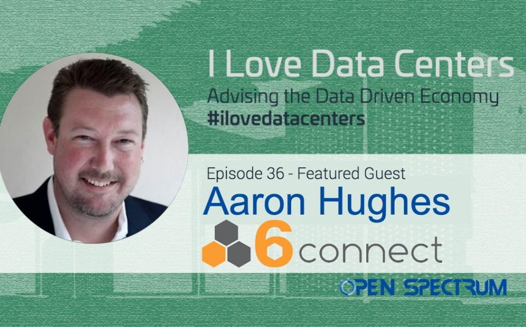 I Love Data Centers, Aaron Hughes