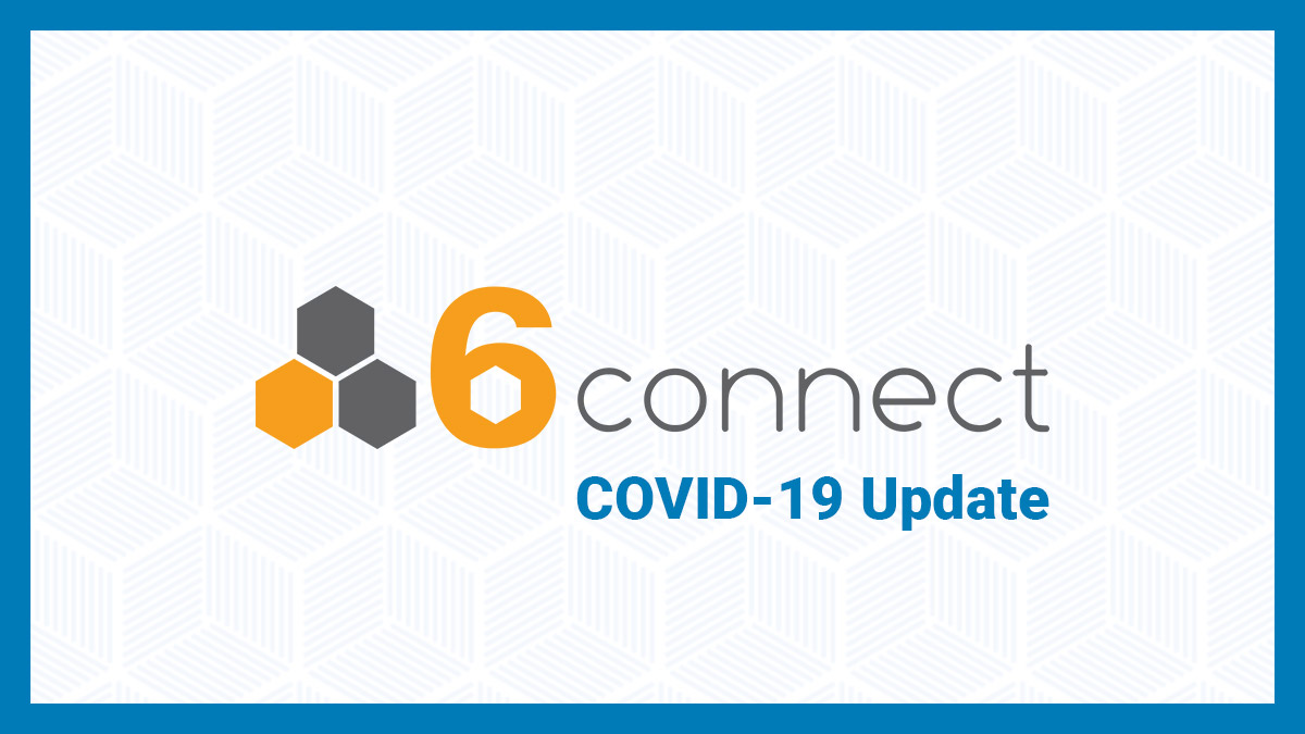 COVID-19 Update: Continuing to Support Our Customers